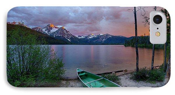 Sawtooth Paddle IPhone Case
