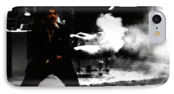 Say Hello To My M203 IPhone Case by Brian Reaves