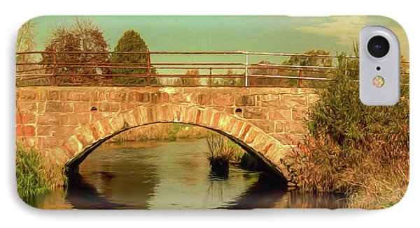 Scandinavia Stone Bridge 1 IPhone Case