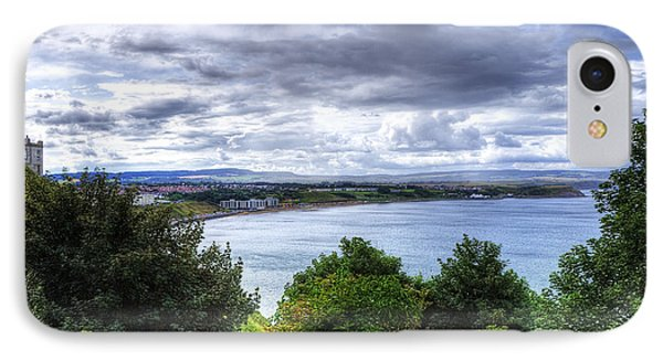 Scarborough Bay Phone Case by Svetlana Sewell