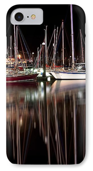Scarborough Boats Phone Case by Svetlana Sewell