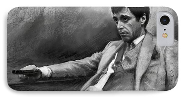 Scarface 2 IPhone Case by Ylli Haruni