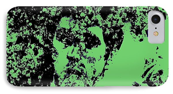 Scarface 2b IPhone Case by Brian Reaves