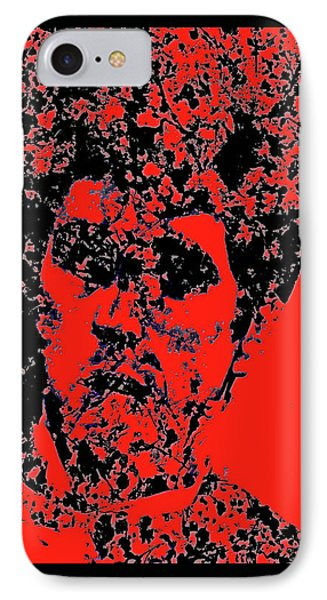 Scarface 2d IPhone Case by Brian Reaves