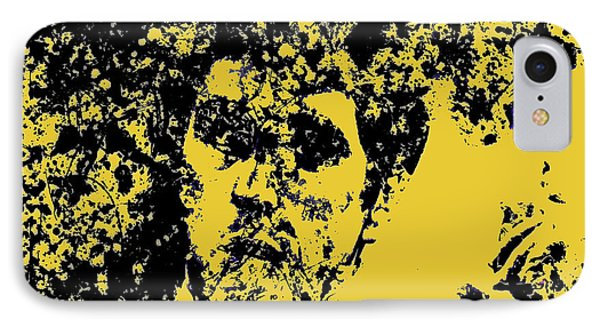 Scarface 2f IPhone Case by Brian Reaves