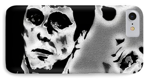 Scarface 3a IPhone Case by Brian Reaves