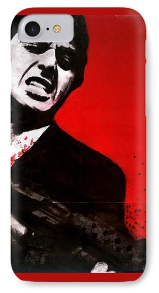 Scarface IPhone Case by Tom Miskell
