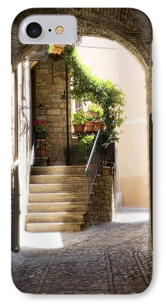 Scenic Archway IPhone Case by Marilyn Hunt