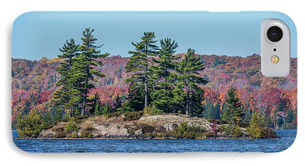 IPhone Case featuring the photograph Scenic Fall View by Paul Freidlund
