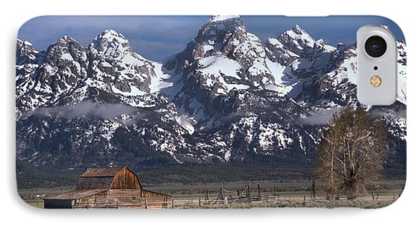 Scenic Mormon Homestead IPhone Case by Adam Jewell