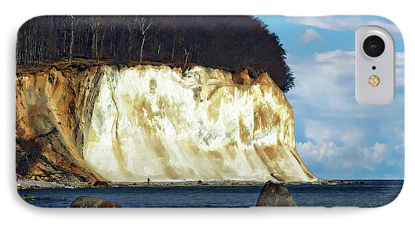 Scenic Rugen Island IPhone Case
