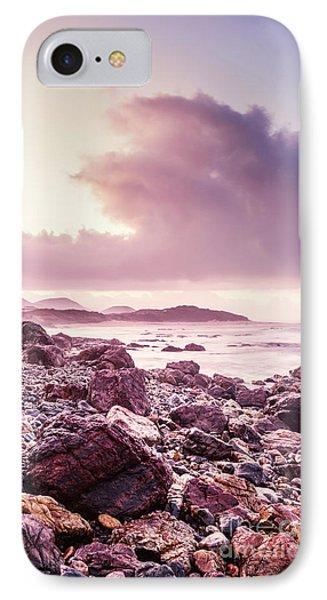 Dawn iPhone 7 Case - Scenic Seaside Sunrise by Jorgo Photography - Wall Art Gallery