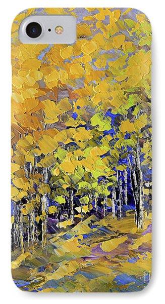 Scented Woods IPhone Case by Tatiana Iliina