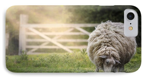 Sheep iPhone 7 Case - Sheep by Joana Kruse