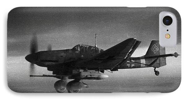 Ju87g-2 Kanonenvogel IPhone Case