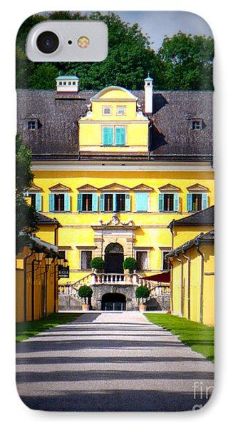 Schloss Hellbrunn Phone Case by Carol Groenen