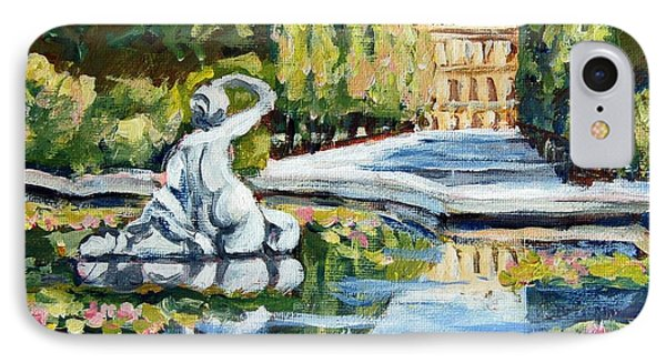 Schoenbrunn Palace IPhone Case by Alexandra Maria Ethlyn Cheshire