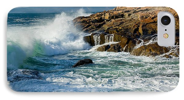 Schoodic Surf IPhone Case
