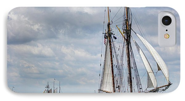 Schooner Pride Of Baltimore IPhone Case
