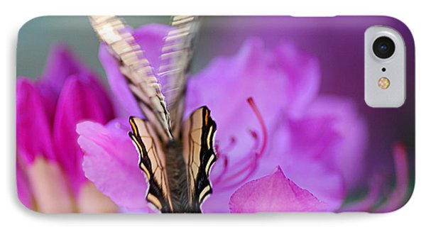 IPhone Case featuring the photograph Scissorwings by Susan Capuano