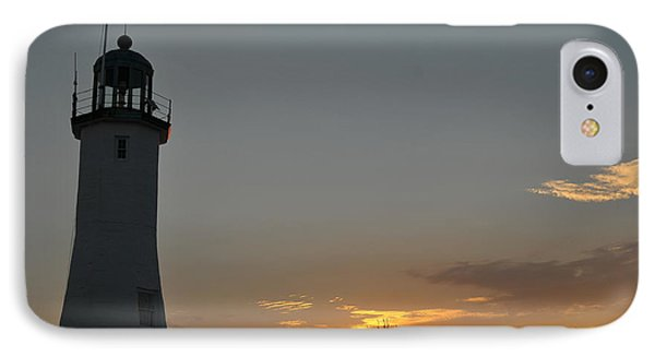 Scituate Light Phone Case by Catherine Reusch Daley