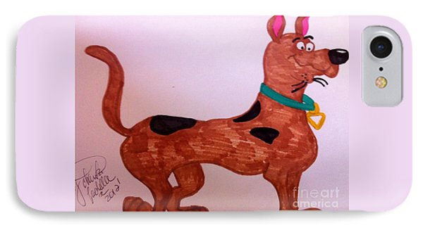 Scooby-doo IPhone Case