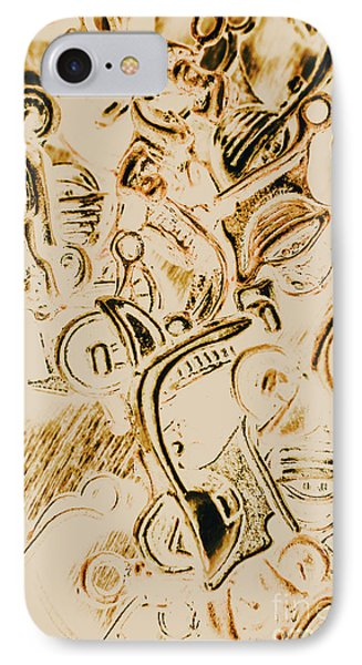 Scooter Avenue IPhone Case by Jorgo Photography - Wall Art Gallery