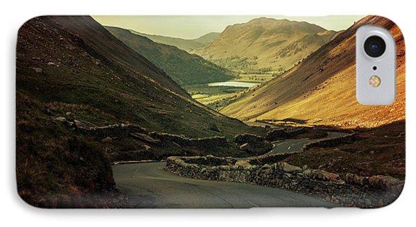 Scotland At The Sunset IPhone Case by Jaroslaw Blaminsky