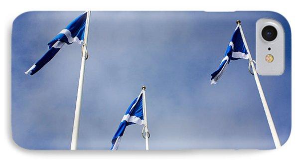 Scotland IPhone Case by Nichola Denny
