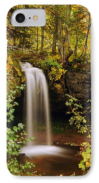 Scott Falls Phone Case by Michael Peychich