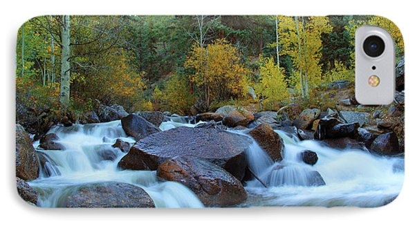 IPhone Case featuring the photograph Scott Gomer Creek At Guanella Pass by Marie Leslie