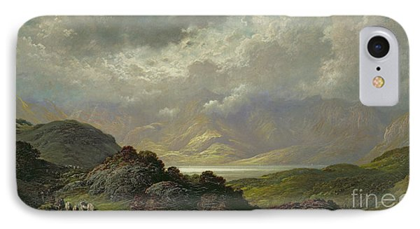Scottish Landscape IPhone Case