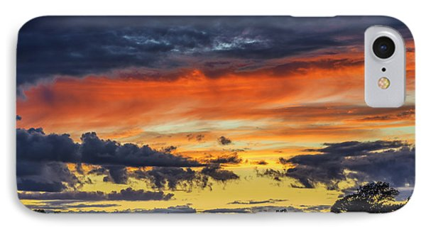 IPhone Case featuring the photograph Scottish Sunset by Jeremy Lavender Photography