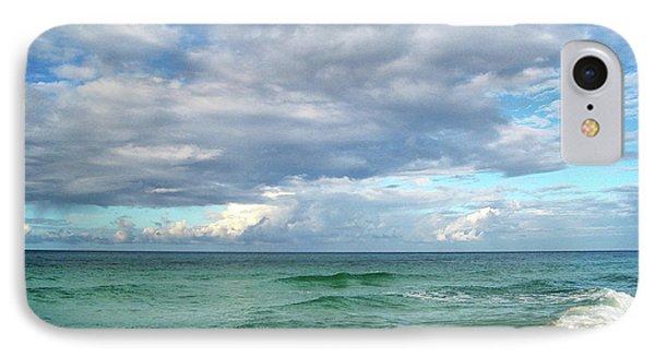Sea And Sky - Florida Phone Case by Sandy Keeton