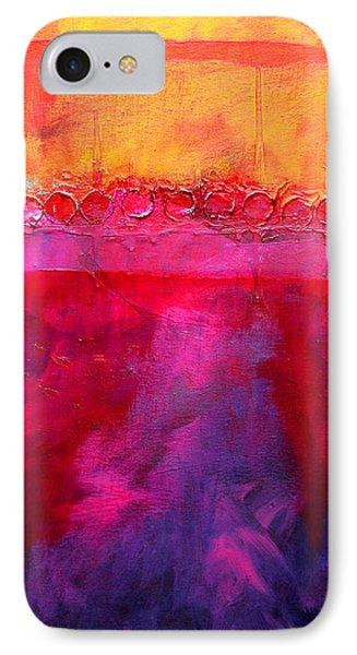Sea And Sky IPhone Case by Nancy Merkle
