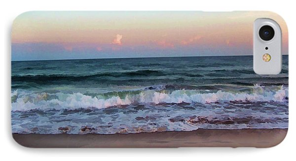 IPhone Case featuring the photograph Sea And Sky by Roberta Byram