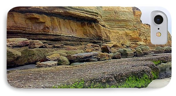 Sea Cliff IPhone Case by Betty Buller Whitehead