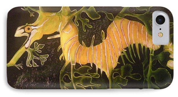 Sea Dragon Phone Case by Carol Northington