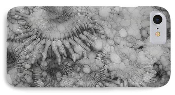 Sea Floor IPhone Case by Jack Zulli
