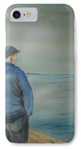 Sea Gaze Phone Case by Anthony Ross