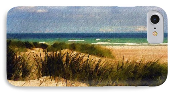IPhone Case featuring the photograph Sea Grass by Sandy MacGowan