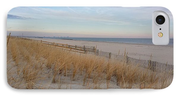Sea Isle City, N J, Beach IPhone Case