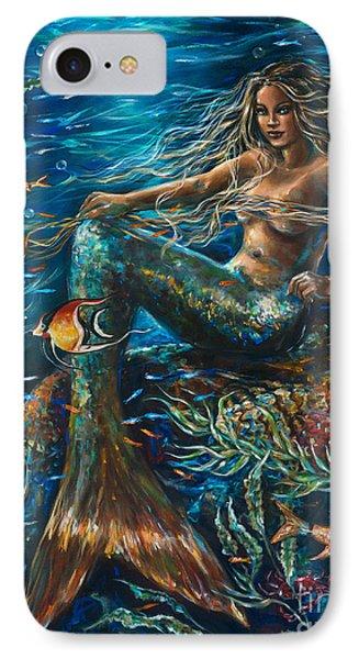 Sea Jewels Mermaid IPhone Case
