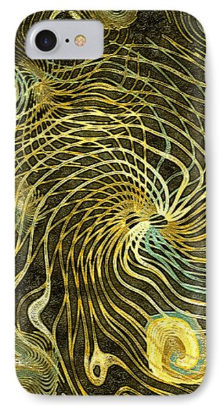 Sea Life IPhone Case by Susan Maxwell Schmidt