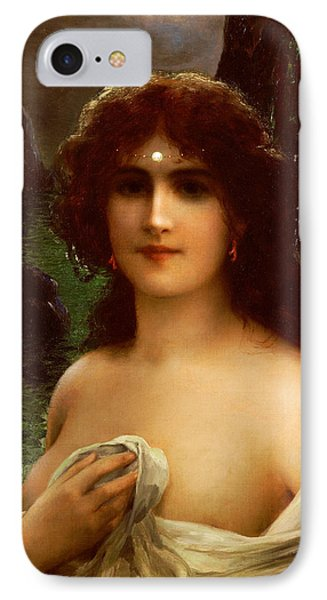 Sea Nymph IPhone Case by Emile Vernon