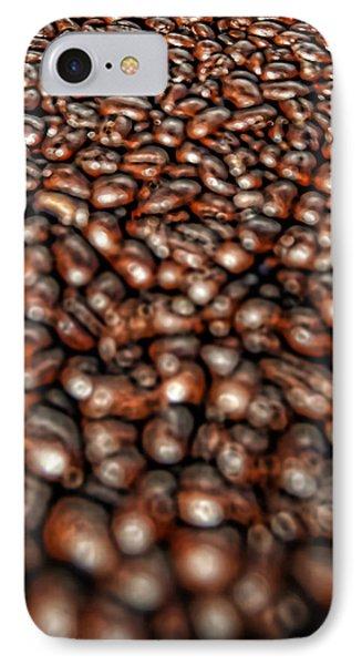 Sea Of Beans Phone Case by Gordon Dean II