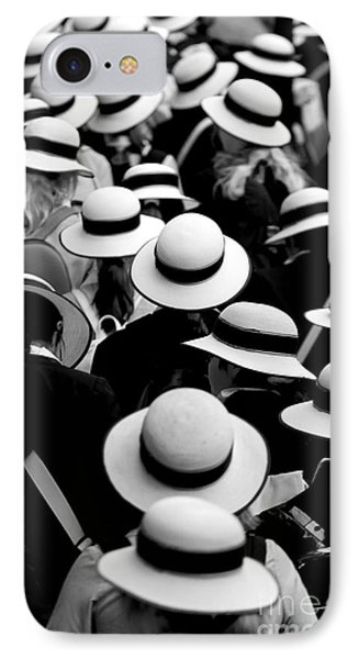 Sea Of Hats Phone Case by Avalon Fine Art Photography
