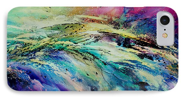 Sea Of Souls Phone Case by Michael Lang