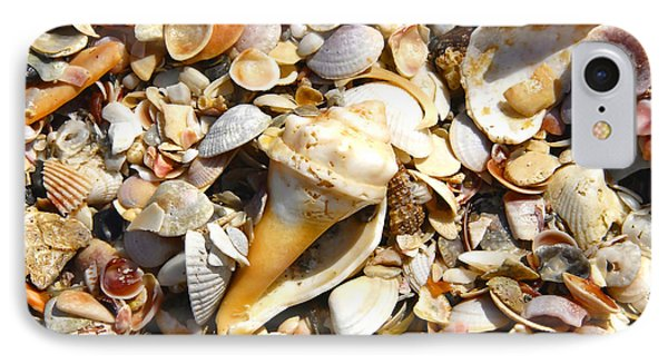 Sea Shells Phone Case by David Lee Thompson