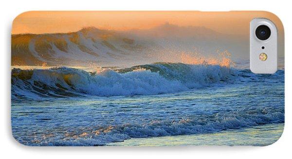 Sea Smoke Sunrise IPhone Case by Dianne Cowen